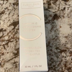 Clean skin club